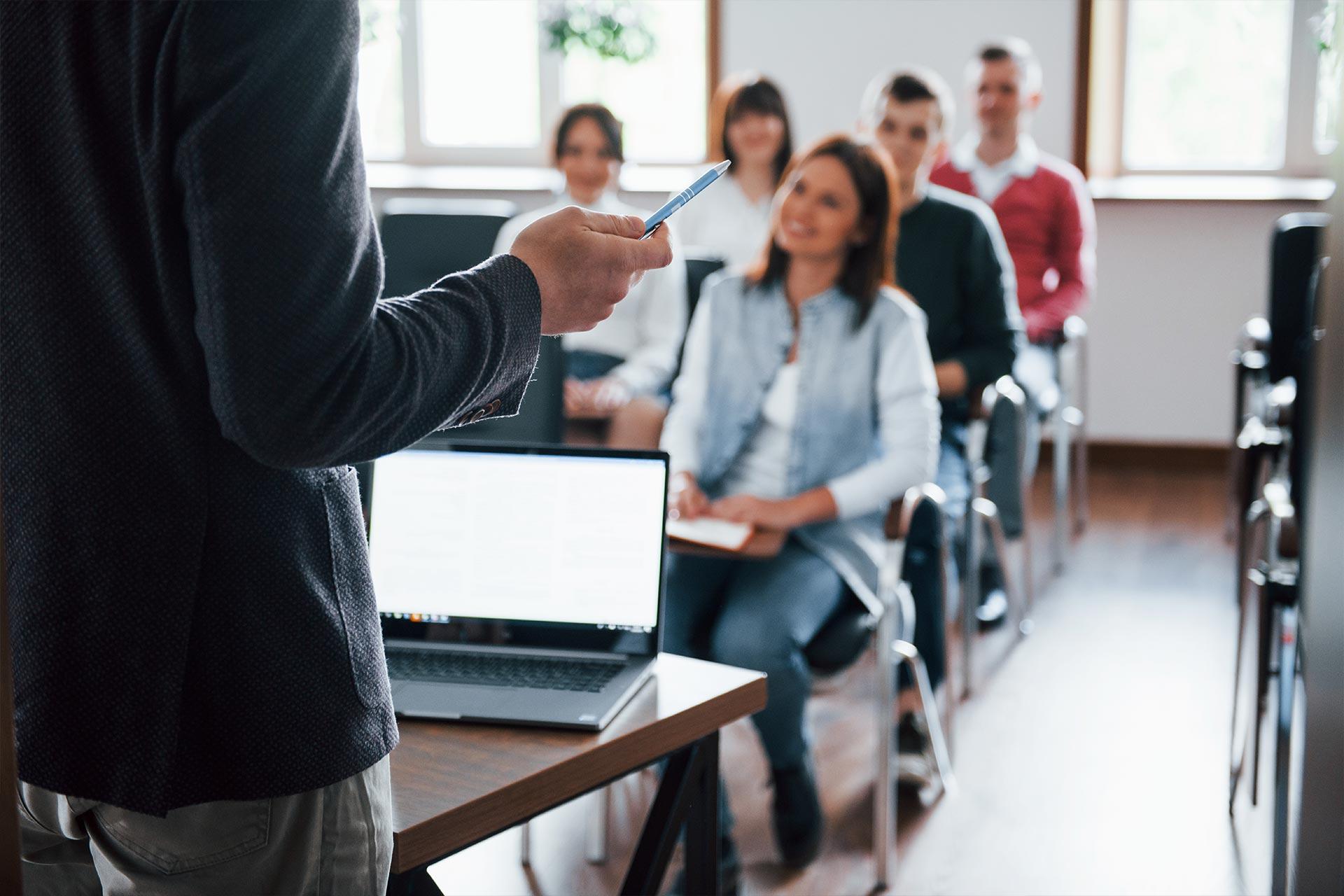Concevoir et animer une session de formation