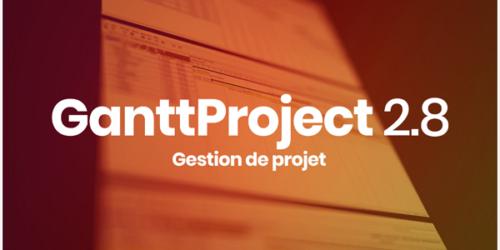 Apprendre GanttProject 2.8