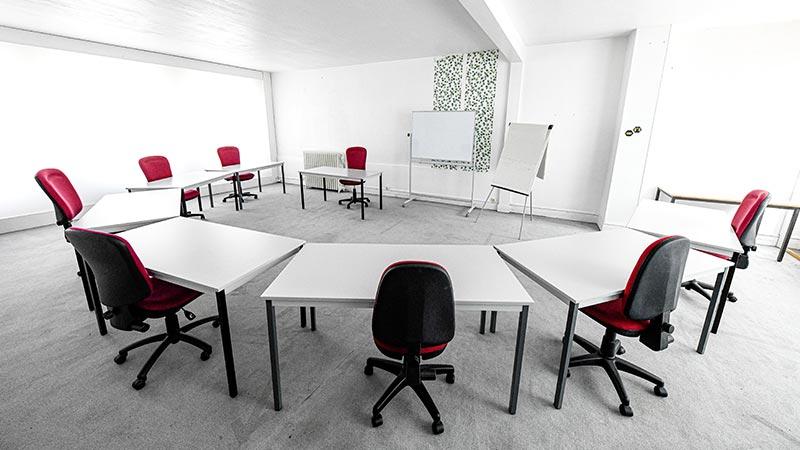 Salle de réunion Troyes