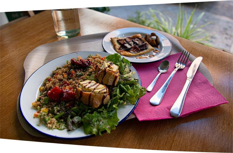Restaurant végétarien Troyes