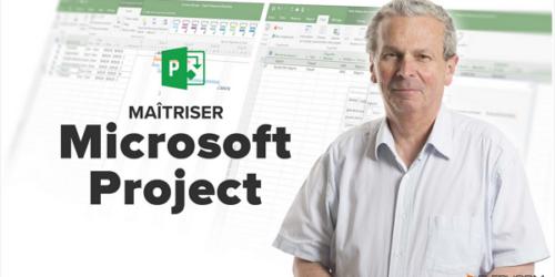 Apprendre Microsoft Project 2016 : Les fondamentaux