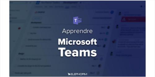 Apprendre Microsoft Teams