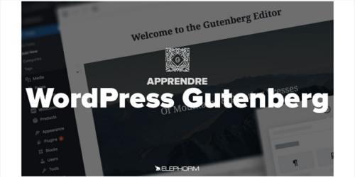 WordPress - Personnaliser son site avec Gutenberg et Twenty Nineteen